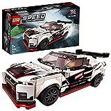 LEGO Speed Champions- Nissan GT-R NISMO con Minifigure Modello Realistico e Molto Dettagliato della Famosa Auto Sportiva Set di Costruzioni per Bambini, Appassionati e Collezionisti, 76896
