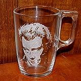 Mug gravé Johnny Hallyday