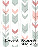 Student Planner 2017-2018: Academic Planner and Daily Organizer for Students (2017-2018 Planners)(V34)