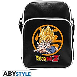 DRAGON BALL - Messenger Bag DBZ/ Goku - Vinyl Small Size - Hook