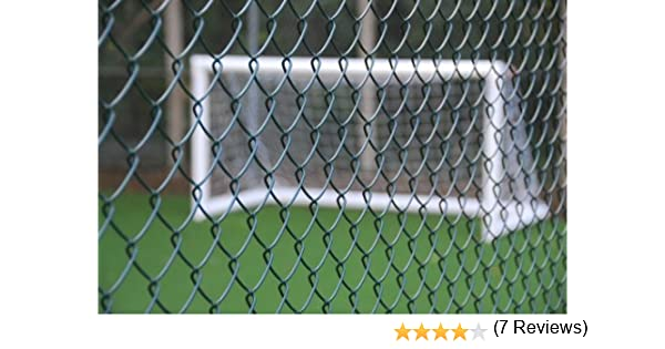 ChainLink Fencing 3ft High Fencing Green PVC Coated 25mts Amazon