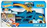 Hot Wheels Stunt and Go Truck, Multi Color