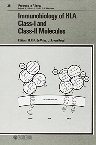 Immunobiology of HLA Class-I and Class-II Molecules (Chemical Immunology & Allergy) by RRP DE (1985-01-23)