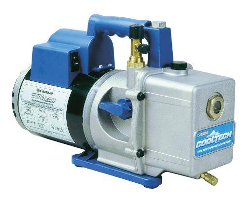 Robinair (15600) Cooltech Vakuum Pumpe, 2-Stufen 6CFM (2-stufen-pumpe Vakuum)