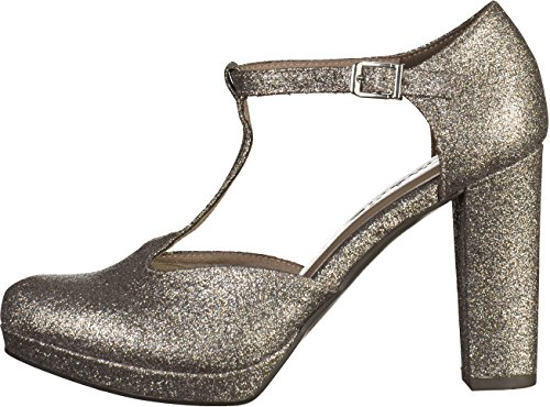 Tamaris 1-24409-28 Damen Pumps Grau(Platinum)