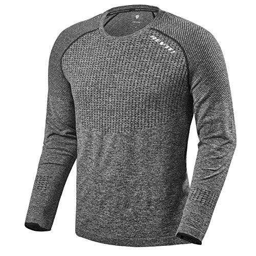Revit Airborne LS Funktionsshirt M - Airborne Herren-shirt