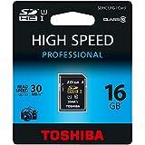 Toshiba SD-T016UHS1(BL5) Carte mémoire SDHC