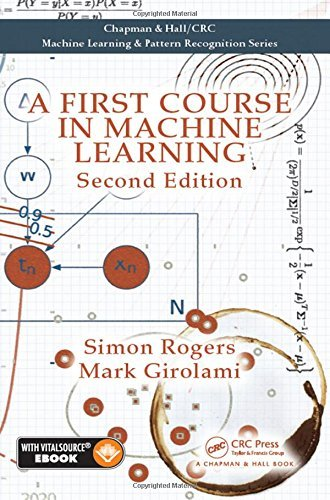 A First Course in Machine Learning, Second Edition by Simon Rogers (2016-08-15)