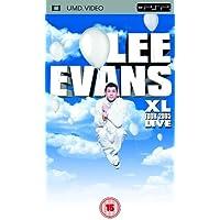 Lee Evans: Xl Tour - Live