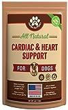 Herbs for Paws Suplemento de espino Cardio para Perros con Fuerza Cardio 4.0 oz