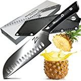 ZELITE INFINITY Santoku Knife 7 Inch >> Razor-Edge Series >> Best Quality Japanese