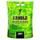 Arnold Schwarzenegger Series 4.54 kg Banana Cream Iron Mass
