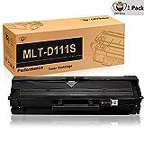 Tonerkartuschen MLT-D111 CMYBabee Ersatz für MLT-D111S D111S 111S Kompatibel mit Samsung 111 Xpress SL-M2020 SL-M2022 L-M2026 SL-M2070 SL-M2020W SL-M2022W SSL-M2026W Drucker 1er-Pack Schwarz