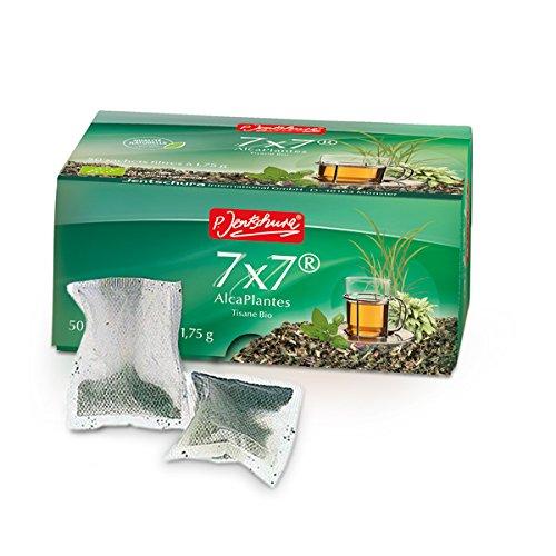 7x7 Alcaplantes - 50 sachets