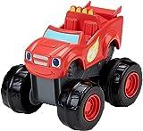 Blaze y los Monster Machines - Vehículo Slam&Go Blaze (Mattel CGK23)