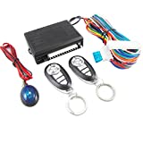 RISHIL WORLD Vehicle Alam System Security Protect Keyless Entry Central Control