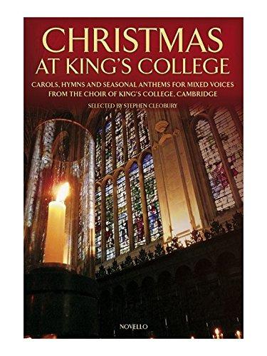 Christmas At King's College. Für SATB (Gemischter Chor), Orgelbegleitung, Chor