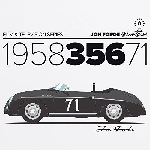 Jon Forde 1958 356 71 T-Shirt, Damen Wei