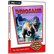 Dinosaur Activity Studio (PC) [Import]