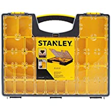25 Compartments : Stanley 014725 25-Removable Compartment Professional Organizer