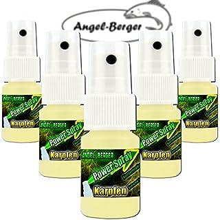 Angel-Berger Power Spray Lockstoff Attractor (Karpfen)