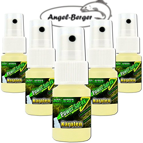 Angel Berger Power Spray Lockstoff Attractor (Karpfen)