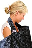 Best Amazon Nursing Covers - BebeChic * Top Quality 100% Cotton * Breastfeeding Review