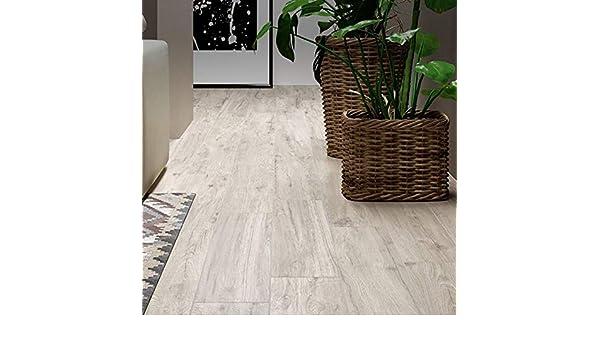 Herberia gres smaltato effetto legno natural wood silver xl 15x90