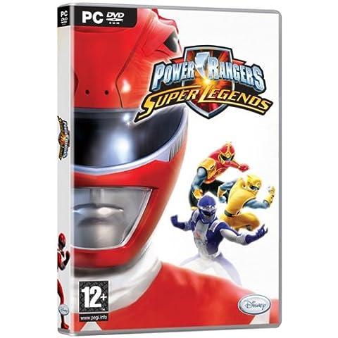 Disney Power Rangers Super Legends (PC CD) [Importación inglesa]