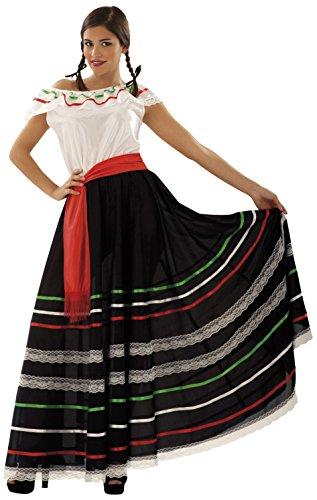 Imagen de my other me  disfraz de mejicana para mujer, s viving costumes 203693
