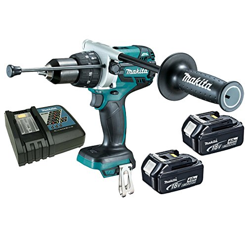 Makita DHP481SP1J Taladro combinado Brushless 115Nm