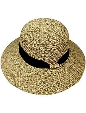 Nueva Temporada Sombrero Del Verano Para Mujer Protección Solar Sombrero De Sun Aire Libre Plegable Sombrero De...