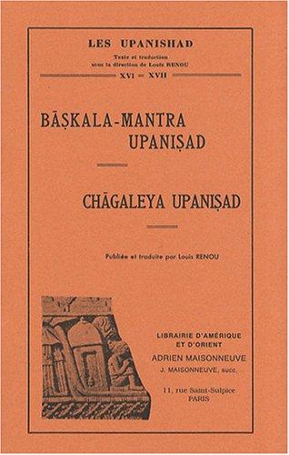 Upanishad, tome 16