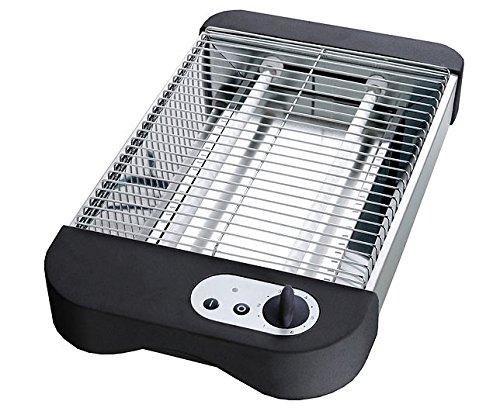 Edelstahl flaches elektrische Toaster, Flachbett-Toaster-Griller, Flachtoaster by CASCACAVELLE