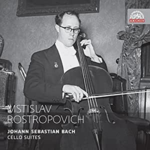 Bach - Cello Suites (complete)