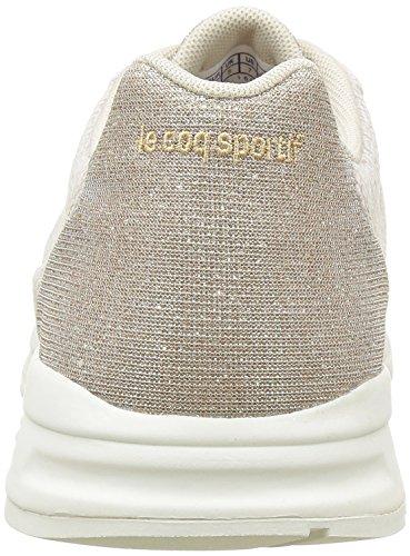 Le Coq Sportif LCS R9xx W Glitter, Scarpe da Ginnastica Basse Donna Grigio (Gray Morn)