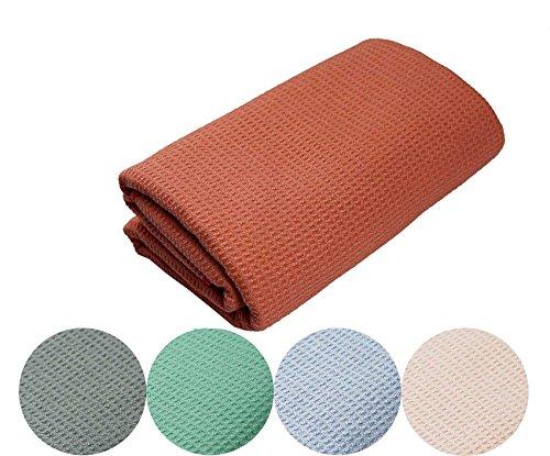 #DoYourYoga Yoga-Decke »Ananda« Das Yoga-Handtuch ideal für Hot-Yoga und andere schweißtreibende Yogastile. Auch als…