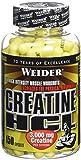 WEIDER Creatine HCL 150 Gélules
