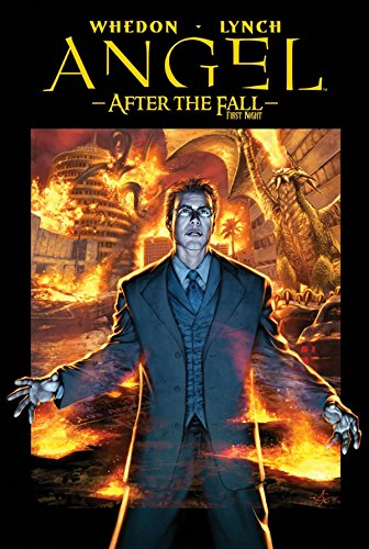 Angel: After The Fall Volume 2 - First Night HC: After the Fall - First Night v. 2 (Angel (IDW Hardcover)) por Joss Whedon