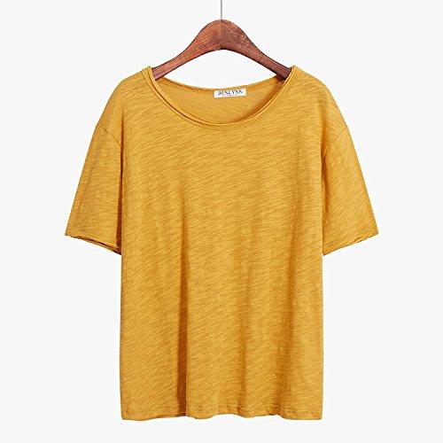 mer Kurzarm lose Video dünnes Haar Spielen das Shirt Rundhals-T-Shirts sind Code ()