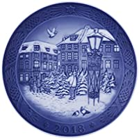 Royal Copenhagen 1024792 Christmas Plate 2018