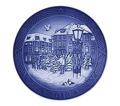 Idea Regalo - Royal Copenhagen Piatto Natale 2018