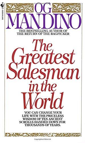 Greatest Salesman In The World por Og Mandino