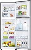 Samsung 253 L 2 Star Frost Free Double Door Refrigerator (RT28M3022S8, Elegant Inox, Inverter Compressor)