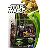 Jango Fett Bounty Hunter With Missile Firing Backpack–Star Wars Movie Heroes Collection 2013de Hasbro