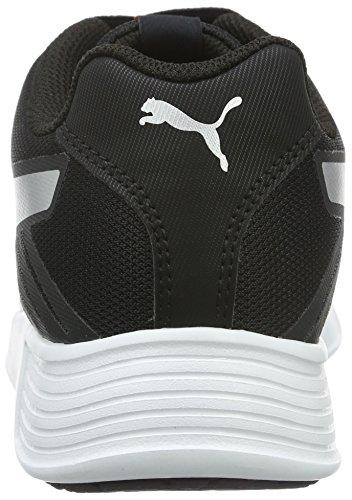 Puma St Trainer Pro, Baskets Basses Mixte Adulte Noir - Schwarz (puma black-puma silver 03)