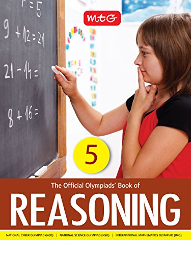 The Official Olympiads' Book of Reasoning: Class 5