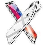 Syncwire Coque iPhone X - UltraFlex Series Housse de protection souple [Supporte le chargement sans fil] avec Protection Flexible et Crystal TPU Premium pour 5.8