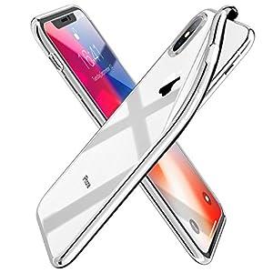 Syncwire Cover iPhone X - UltraFlex Custodia Morbida e Protettiva [Supporta la Ricarica Wireless] con Protezione… 13 spesavip