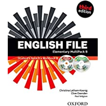 English File third edition: English File 3rd Edition Elementary. MultiPack B with iTutor and iChecker